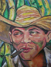 Guajiro (self portrait)
