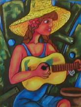 Joven con Guitara