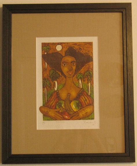 Mulata (by Xiomara)